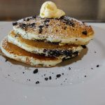Pancakes (3) with Blueberries, Oreo Cookie or Chocolate Chips