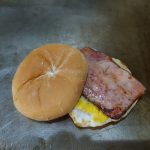 Ham Egg and Cheese